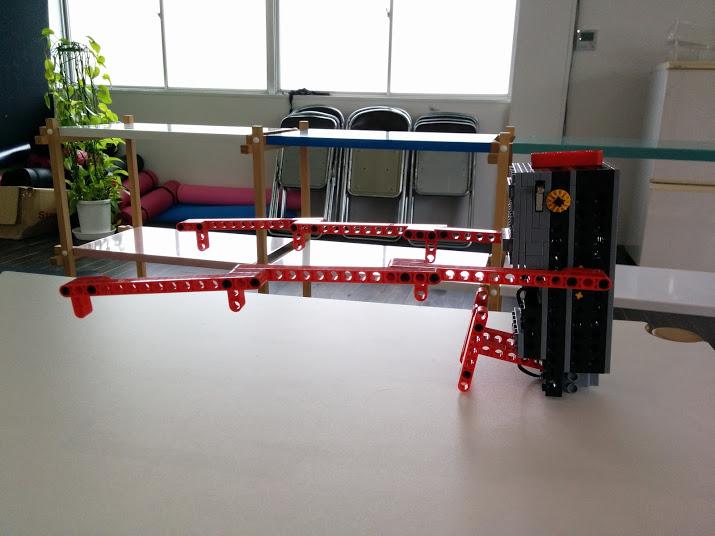ロボット教室 クルリン改造2