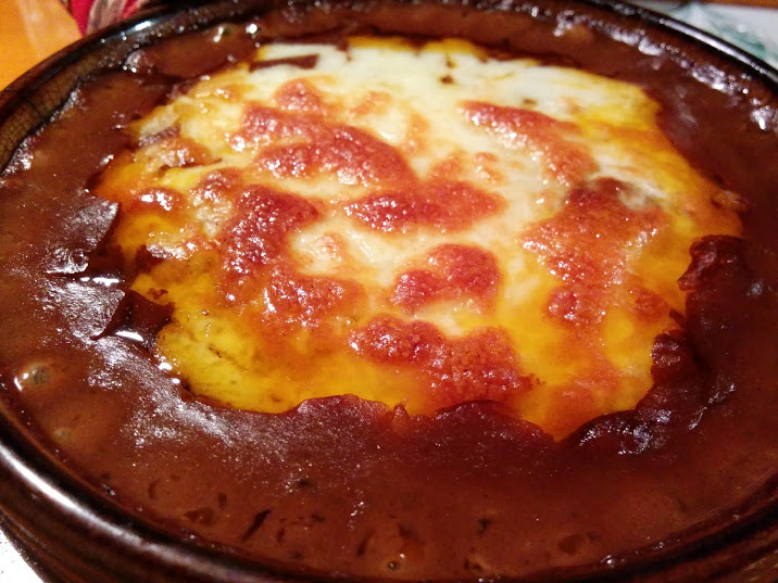 京橋 3丁目のカレー屋さん 焼きチーズカレー